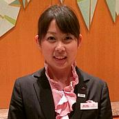 渡辺 紗妃(平成24年3月実務英語科卒業)